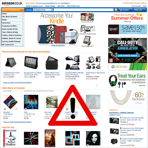 Caveat Emptor! - Amazon Marketplace starting to suffer more and more eBay-like problems