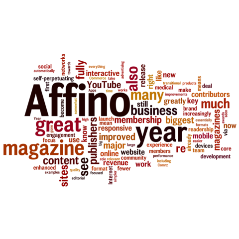 Top 10 Affino Developments in 2013