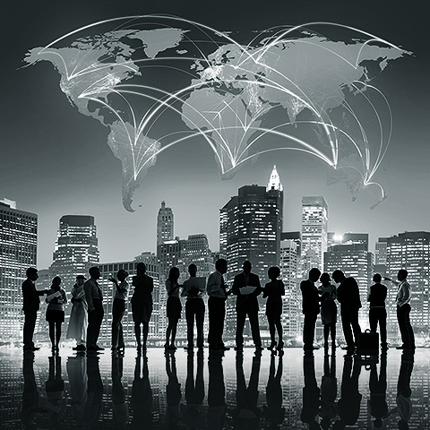 All Publishers need to look to Diversification and Internationalisation in 2015