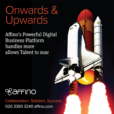 Affino Supports New Talent